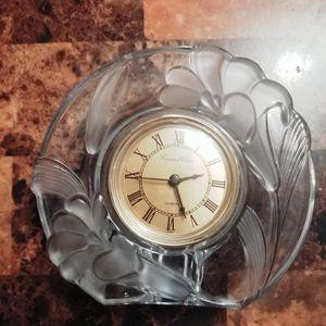 Vintage Crystal Clear Studios Clock - Japan